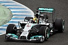 Mercedes emerges as early 2014 favourite