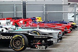 Formula 1 Breaking news F1 set to change qualifying for 2014