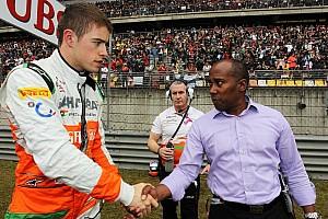 Formula 1 Breaking news Di Resta, Hamilton settle court dispute