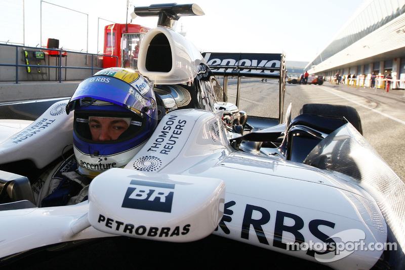 Williams confirms Petrobras return