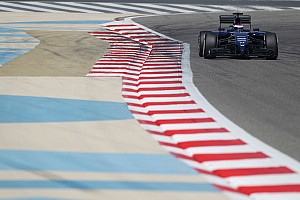 Formula 1 Testing report Williams' Bottas completed 116 laps on test day two at Bahrain