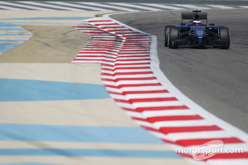 Williams' Bottas completed 116 laps on test day two at Bahrain