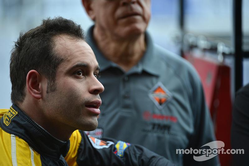 Garcia joins Schmidt Peterson Motorsports Indy Lights program