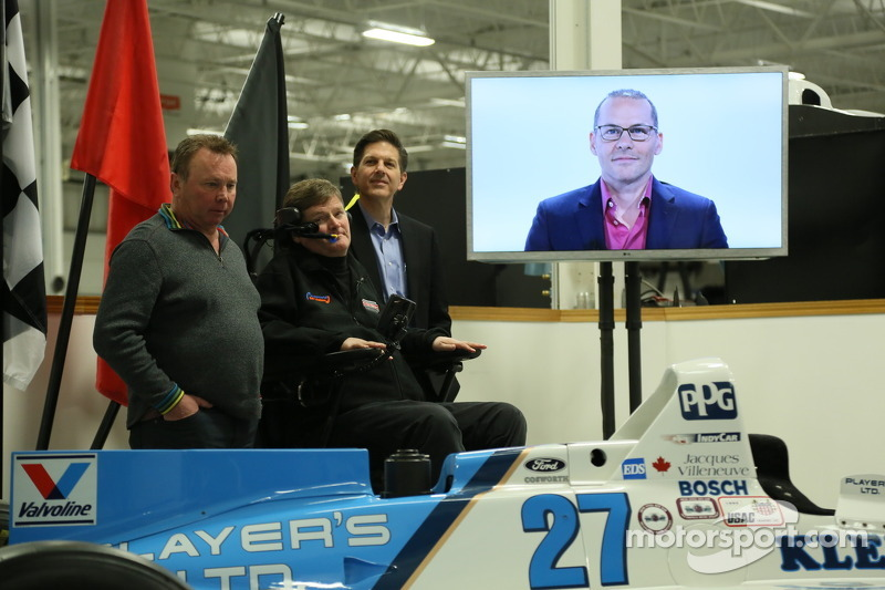 "Villeneuve, ""excited to make memories in 2014"""