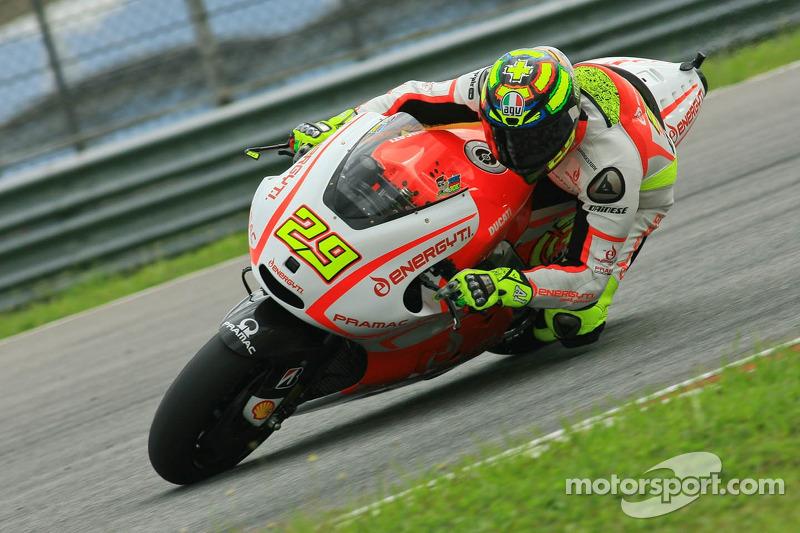 Pramac Racing: Last pre-season test wraps up