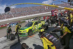 NASCAR Cup Race report Two RCR teammates are top ten at Las Vegas