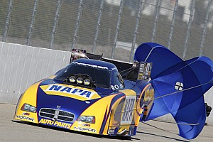 NHRA Preview Ron Capps ready for challenge in Florida