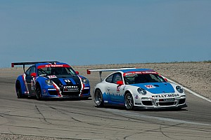 IMSA Others Preview Kelly-Moss ready to take on Porsche GT3 Cup