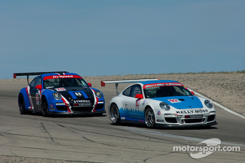Kelly-Moss ready to take on Porsche GT3 Cup