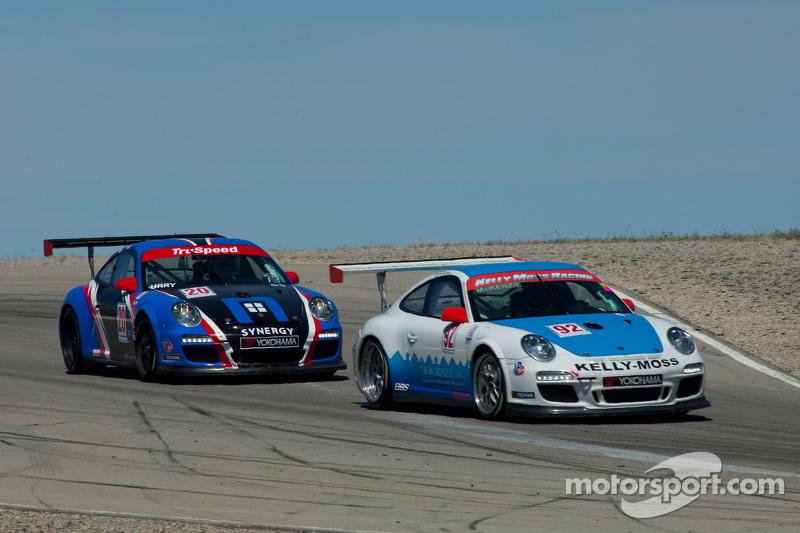 Kelly-Moss ready to take on Porsche GT3 Cup on porsche 962 road car, 2014 gt3 race cars, porsche wallpapers high resolution,