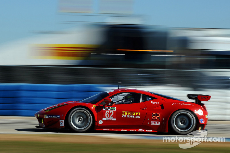 Ferrari ready for more historic chapters at 12 Hours of Sebring