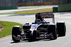 Formula 1 Practice report Scuderia Toro Rosso completed the Friday practice at Albert Park