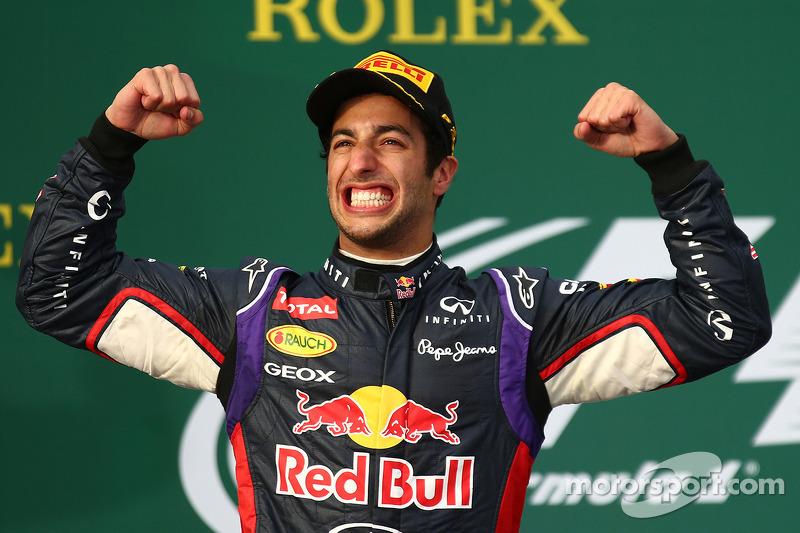 Ricciardo hopes to win back Melbourne podium