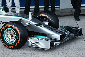 Formula 1 Breaking news 'Submarine' risk with new noses realised - report