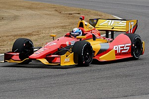 IndyCar Preview Saavedra looking forward to St. Pete