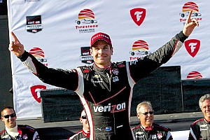 IndyCar Race report Will Power takes hard fought win in St. Pete