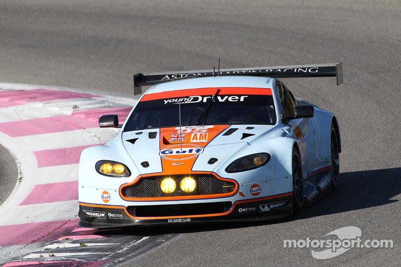 Aston Martin to bring retro Gulf car to ELMS
