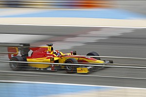 FIA F2 Preview Marciello paws waiting for the debut in Bahrain