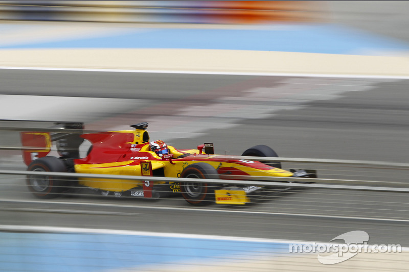 Marciello paws waiting for the debut in Bahrain