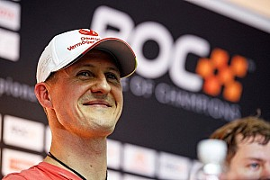Formula 1 Breaking news Schumacher starting to wake up - manager