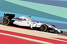Both Williams drivers are top 10 on qualifying for the Bahrain GP