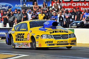NHRA Preview Charlotte event a perfect place to start over for reigning world champ Coughlin