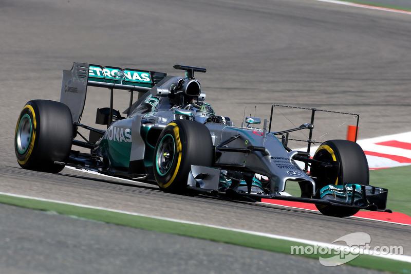 V6 switch ended Mercedes quit talks