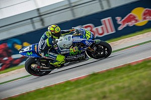 MotoGP Practice report Yamaha takes to the track in Texas