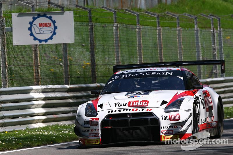 Monza: Nissan's GT title defense gets underway