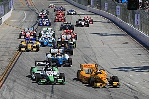IndyCar Race report Conway, Ed Carpenter Racing surprises with win in Long Beach