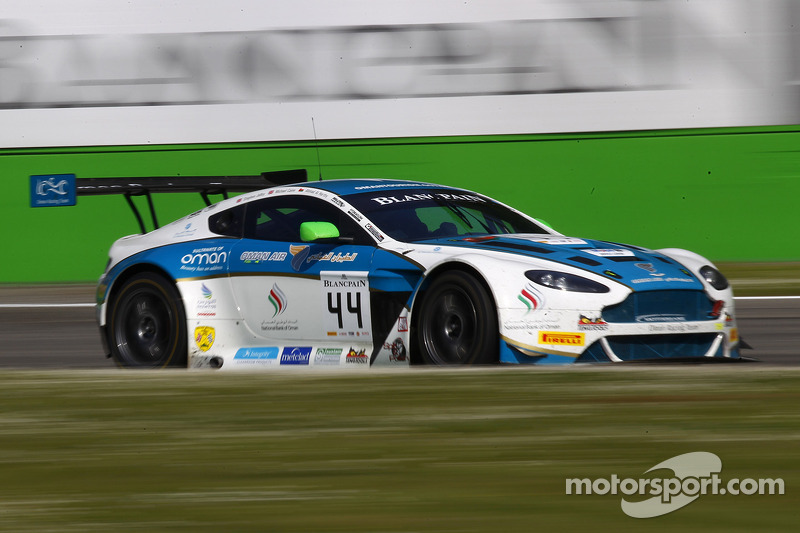 Oman Racing Team fired up for British GT opener