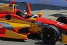 Saavedra penalized for full-course yellow infraction at Long Beach