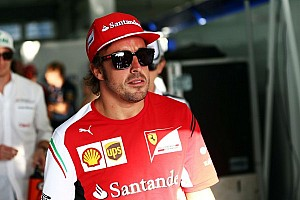 Formula 1 Breaking news Alonso denies sarcastic 'victory salute' with Bahrain ninth