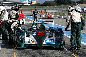 European Le Mans Qualifying report Chandhok qualifies in 3rd position in first ever European Le Mans race