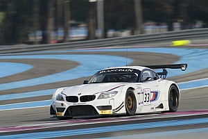 Blancpain Sprint Race report Eventful qualifying race for BMW works driver Alessandro Zanardi