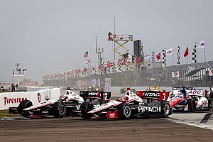 IndyCar Interview Penske pilots publicize penalty perspectives