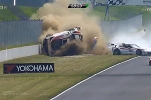 GT Commentary Caught on tape: Nicki Thiim's Oschersleben crash