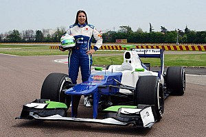 Formula 1 Breaking news Wealthy backer behind Sauber and de Silvestro