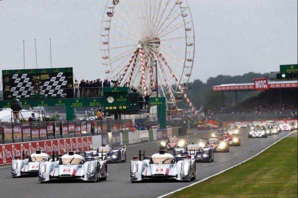 Five entries withdrawn from Le Mans 24 Hours - reserves called up