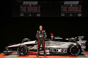 IndyCar Breaking news Kurt Busch partners with Suretone for Indianapolis 500 run