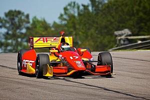 IndyCar Race report Sebastian Saavedra finishes 18th at Honda Indy Grand Prix of Alabama