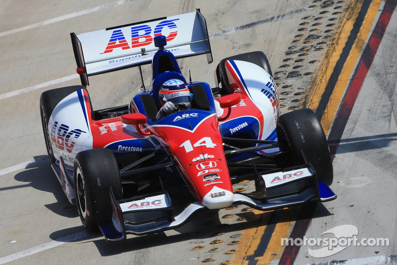 A.J. Foyt drivers: 'Positive impressions' about Indy road course
