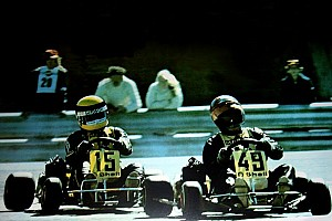 Formula 1 Interview An interview with Terry Fullerton - Ayrton Senna's favorite adversary