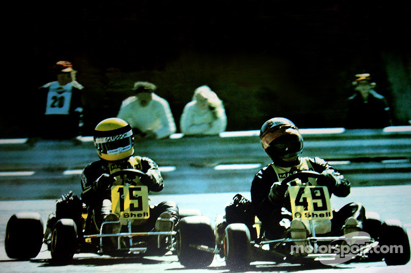 An Interview With Terry Fullerton Ayrton Senna S