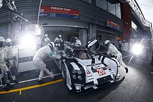 Le Mans Breaking news LMP1 technical presentation at Spa