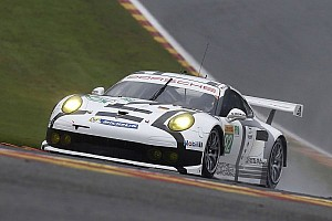 WEC Qualifying report Two Porsche 911 RSR lock out second grid row at Spa