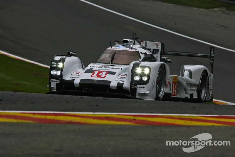 First pole position for the Porsche 919 Hybrid
