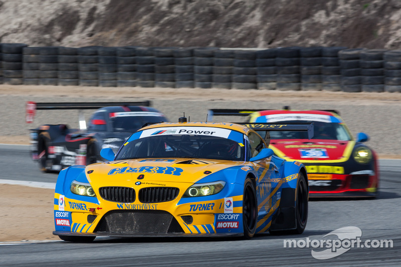 "Turner BMW with ""Nail-Biter"" finish at Mazda Raceway Laguna Seca"