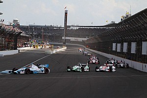 IndyCar Race report Inaugural Grand Prix of Indianapolis deemed a success