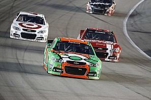 NASCAR Cup Analysis Is Danica Patrick's run at Kansas a taste of things to come?